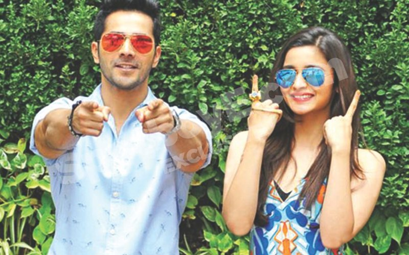 After Badrinath Ki Dulhania, Varun-Alia to feature in another KJo film?