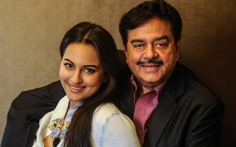 Sonakshi Sinha On Shatrughan Quitting BJP: Dad Should Have Done It Long Ago. If You Are Unhappy, You Should Not Shy Away From Change