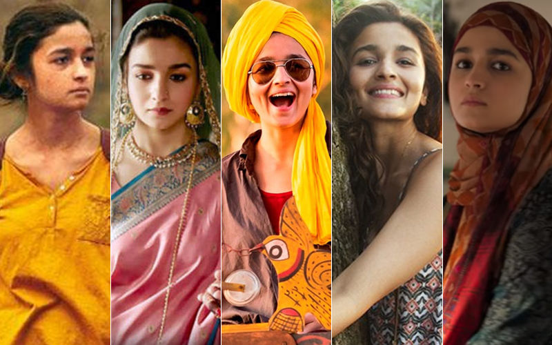 Happy Birthday Alia Bhatt: Five Best Performances Of The Actress Which Prove She's A Force To Reckon With