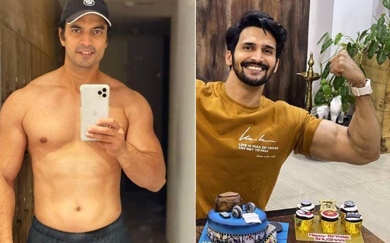Bhushan Pradhan And Gashmeer Mahajani Set Winter Workout Goals