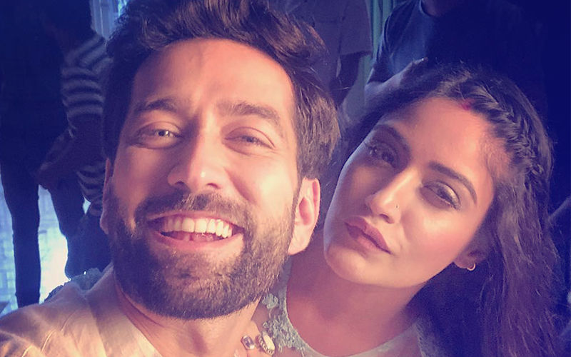 Ishqbaaaz Completes 600 Episodes: Nakuul Mehta & Surbhi Chandna Erupt In Joy