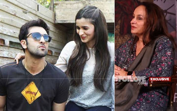 "Soni Razdan On The Alia Bhatt-Ranbir Kapoor Love Story: ""I Am Happy If My Daughter Is Happy"""