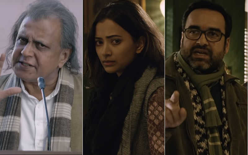 The Tashkent Files Trailer: Mithun Chakraborty, Shweta Basu Prasad, Pankaj Tripathi Ask Who Killed Shastri?