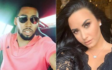 Bachelorette Star Mike Johnson Reveals Demi Lovato 'Kisses Really Well'
