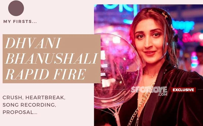 Nayan Singer Dhvani BhanushalI's First Crush, Heartbreak, Song Recording Experience And More: EXCLUSIVE RAPID FIRE