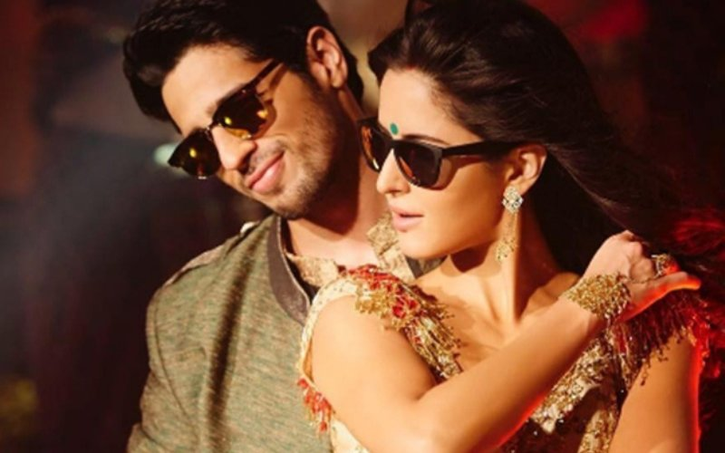 Sid and Kat's fun rendition of 'Kaala Chashma'