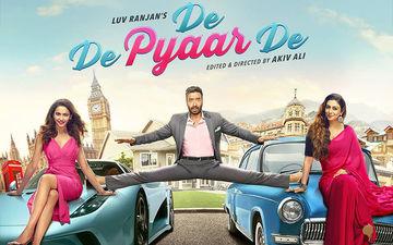 अजय देवगन के जन्मदिन पर रिलीज़ हुआ उनकी फिल्म 'दे दे प्यार दे' का ट्रेलर; हंसी से लोट-पोट हो जाएंगे आप