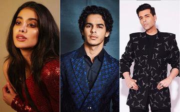 Karan Johar Dismisses Rumours Of Janhvi Kapoor-Ishaan Khatter  In The Hindi Remake Of Dear Comrade