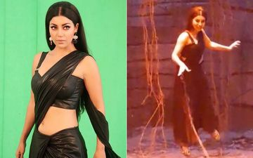 No Body Double! Debina Bonnerjee Performs All Her Action Scenes In A Saree