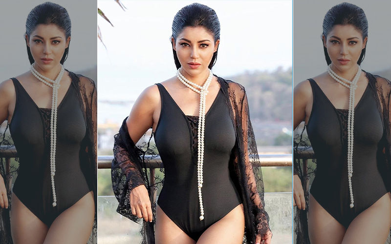 Debina Bonnerjee Sizzles In An Itsy-Bitsy Swimsuit For Her TV Show, Vish; Breaks Small Screen Stereotypes