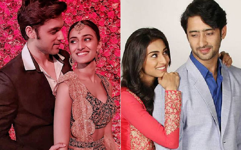 Erica Fernandes Asked Upfront To Pick Between Her Current Boyfriend Parth Samthaan And Former Link-Up Shaheer Sheikh! Awkward!!