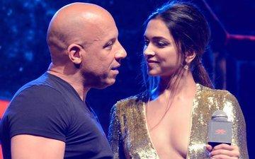 Deepika Padukone: Vin Diesel Is in Love With Me