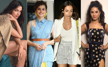 Sunday Style Game: Deepika Padukone, Malaika Arora, Taapsee Pannu And Sunny Leone Are All About Fashion First