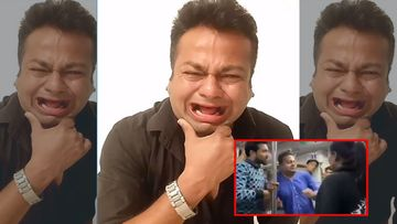 SHOCKING, Rakhi Sawant's 'Fake Husband' Deepak Kalal Gets Slapped By A Woman In The Metro – VIDEO