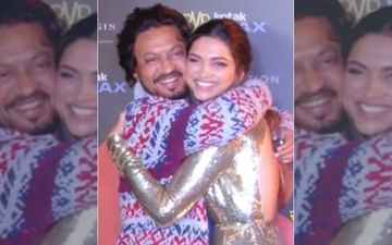 Irrfan Khan No More: When Deepika Padukone Called Him Her 'Most Favourite Person' With The Warmest Hug – VIDEO