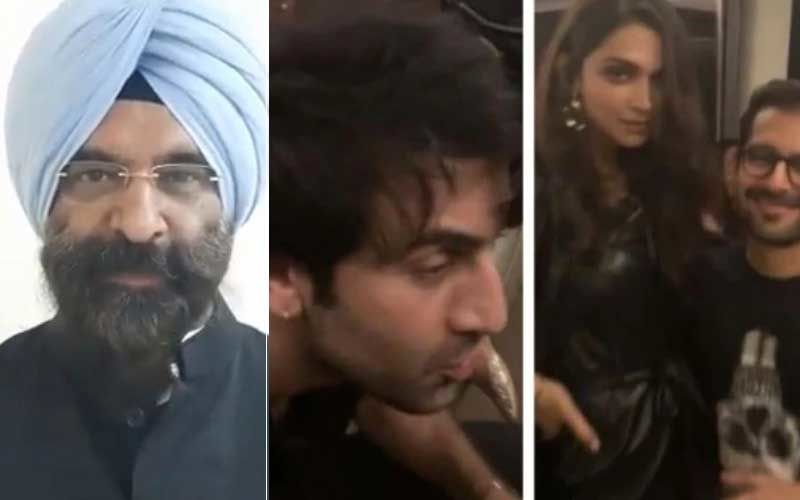 Bollywood Stars Drug Controversy: Manjinder Singh Sirsa Writes An Open Letter To Ranbir Kapoor, Deepika Padukone And Others