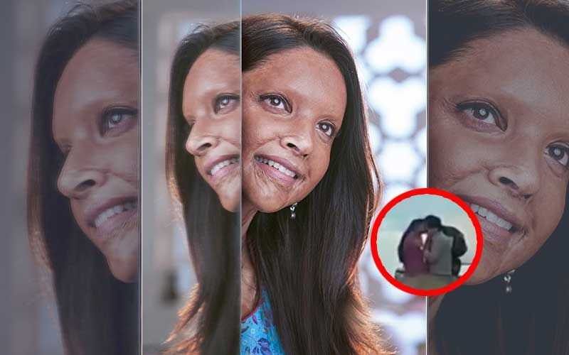Deepika Padukone And Vikrant Massey's Kissing Scene From Chhapaak Leaked!