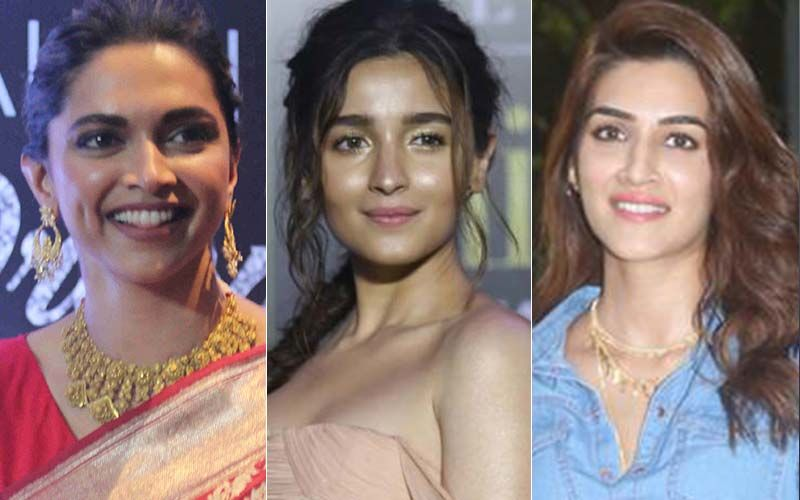 Deepika Padukone, Alia Bhatt And Kriti Sanon; 3 Actresses Who Are Currently At The Top Of Their Game
