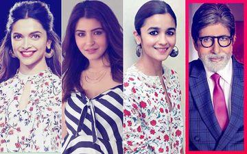Scared To Work With Deepika Padukone, Alia Bhatt & Anushka Sharma: Amitabh Bachchan