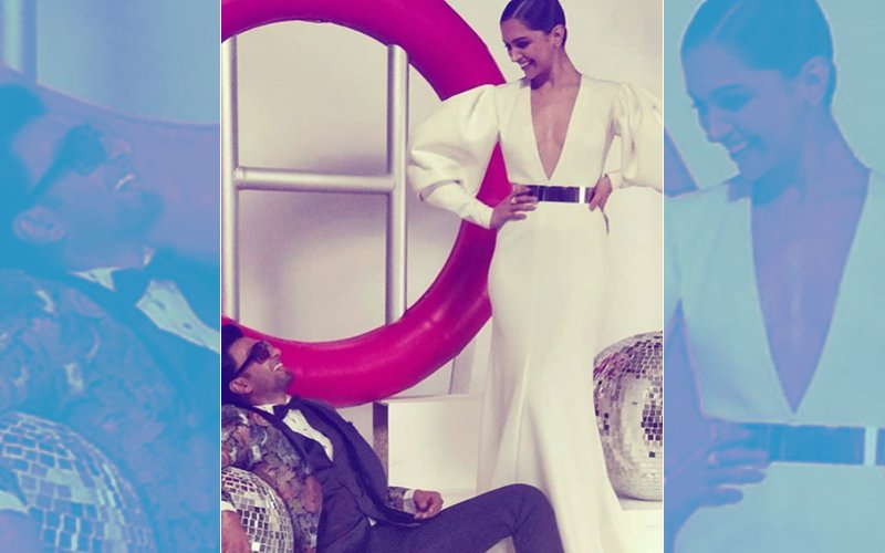 "Ranveer Singh Is ""Mine,"" Exclaims Deepika Padukone Before Deleting Comment"