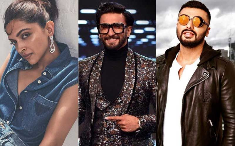 "Deepika Padukone Comments ""Daddie"" With Baby Emoji On Ranveer's Insta Live; Arjun Kapoor Says, ""Bhabhi Is Gonna Give You One"""