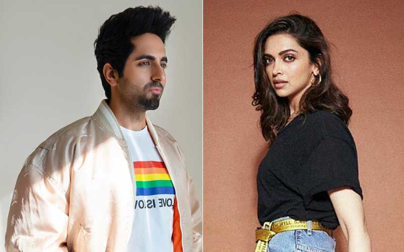 Prior To The Drug Nexus Row, Deepika Padukone Wrote A Note For Ayushmann Khurrana For Featuring In TIME's 100 Most Influential People Of 2020