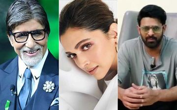 Amitabh Bachchan Joins Deepika Padukone-Prabhas' Film; Megastar Is 'Honoured To Be A Part Of The Most Ambitious Project'