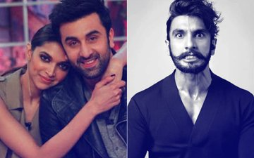 Did Deepika Padukone Just Say That She'd Rather Talk To Ranbir Kapoor Than Ranveer Singh?