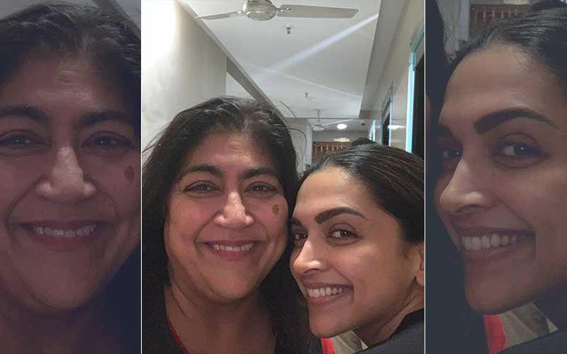 Deepika Padukone Meets Filmmaker Gurinder Chadha; Netizens Want An Announcement