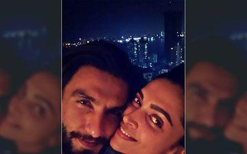 Ranveer Singh Eats 'Deepika Ke Haath Ke Bade Bade Pizze'; Calls Wifey A Cheesy Lover