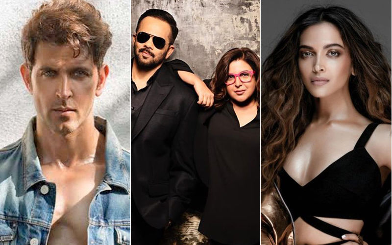 Breaking News! Hrithik Roshan And Deepika Padukone To Star In Farah Khan And Rohit Shetty's Satte Pe Satta Remake