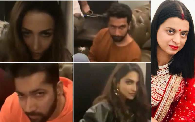 Deepika, Ranbir, Varun Accused Of Being In A Drugged State By MLA: Kangana Ranaut's Sister Rangoli Chandel Reacts