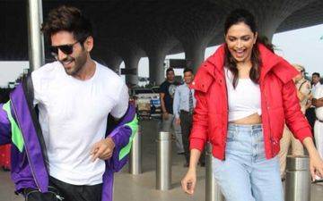 Deepika Padukone Thinks Kartik Aaryan Will Do 'WHATEVER It Takes To Be On The Top'