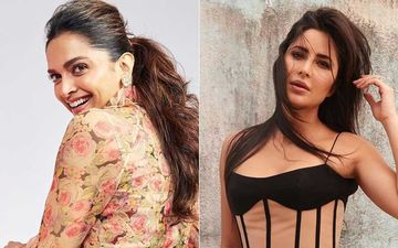 Deepika Padukone Accuses Katrina Kaif Of Stealing Her Idea; Kaif Clears The Air On The 'Copyright' Issue