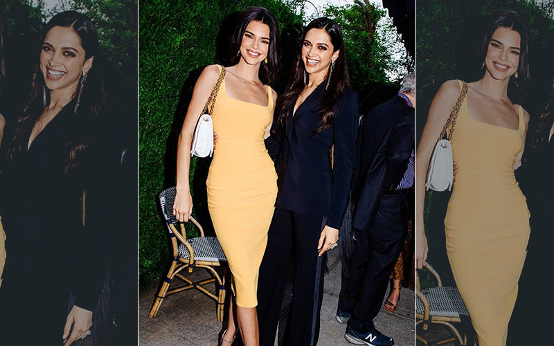 Deepika Padukone's Ultra Glam Pictures With Kendall Jenner Are Breaking The Internet