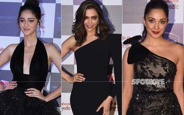 Star Screen Awards 2019: Who Wore Black Better? Deepika Padukone, Kiara Advani Or Ananya Panday?