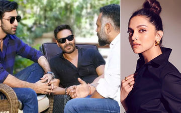 Deepika Padukone Is A Part Of Luv Ranjan's Next; Actress To Star With Ranbir Kapoor And Ajay Devgn: Report