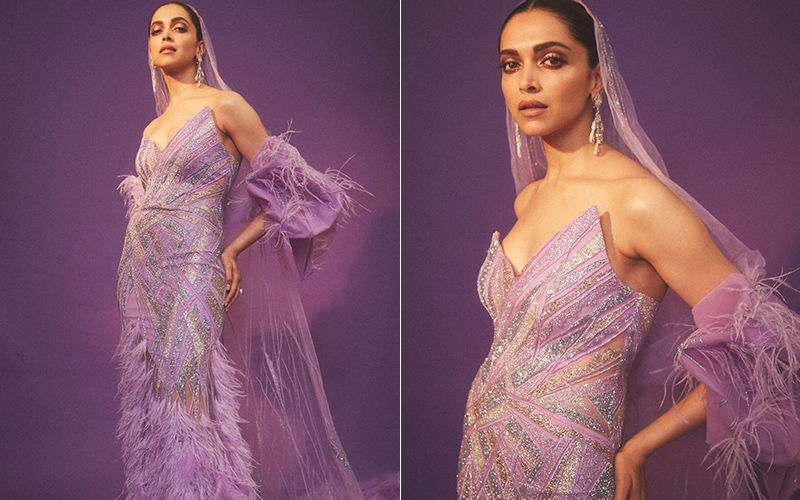 Deepika Padukone Compares Her IIFA Awards 2019 Purple Gown To A Mop; It's Easily The Most Honest Meme We Have Seen