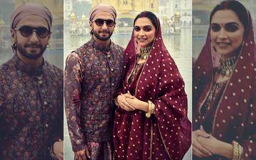 Deepika Padukone-Ranveer Singh 1st Wedding Anniversary INSIDE VIDEO: Couple Soaks In Divine Vibes At Golden Temple - Watch Here