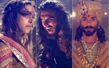 Janta Gives Deepika Padukone, Ranveer Singh & Shahid Kapoor Starrer Padmavati A Thumbs Up