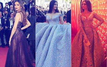 BEST DRESSED & WORST DRESSED AT Cannes Film Festival 2017: Deepika Padukone, Aishwarya Rai Bachchan Or Sonam Kapoor?