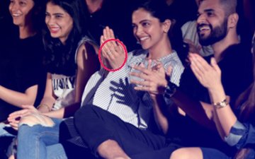 Did Ranveer Singh SECRETLY Propose To Deepika Padukone In London?