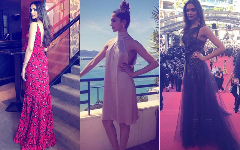 Cannes Film Festival, 2017: Deepika Padukone Has A Disappointing Start But Ends The Day Like A Boss