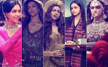 Deepika Padukone COMPLETES 10 Years In Bollywood: From A Calendar Model To Industry's TOP Actress...