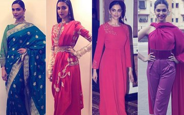 DISASTER ALERT! Deepika Padukone's Wardrobe In Her Last Few Outings Is Just UNBEARABLE!