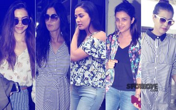 STUNNER OR BUMMER: Deepika Padukone, Katrina Kaif, Mira Rajput, Parineeti Chopra Or Kajol?