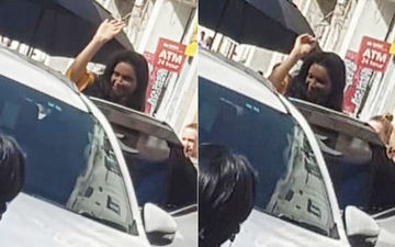 Deepika Padukone Papped Shooting For Chhapaak; Actress Is In Full Get-Up Of An Acid Attack Survivor