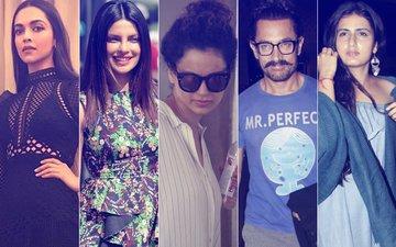 STUNNER OR BUMMER: Deepika Padukone, Priyanka Chopra, Kangana Ranaut, Aamir Khan Or Fatima Sana Shaikh?