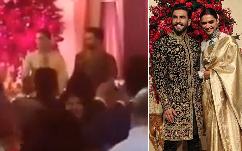 Deepika Padukone-Ranveer Singh Bengaluru Wedding Reception: Parents Join Groom-Bride On-Stage And Mingle With Guests