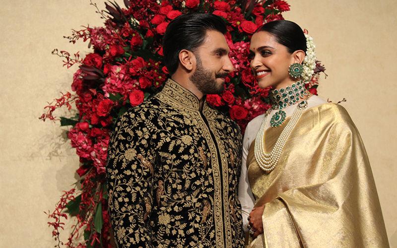 रणवीर सिंह और दीपिका पादुकोण बेंगलुरु रिसेप्शन: तस्वीरों में देखिए इस जोड़े की खूबसूरती